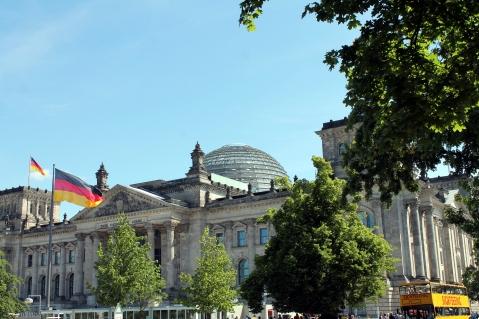 Il Reichstag e la sua cupola