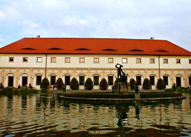Praga - Giardini di Palazzo Wallenstein
