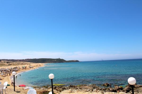 Spiaggia di Pistis - Sardegna