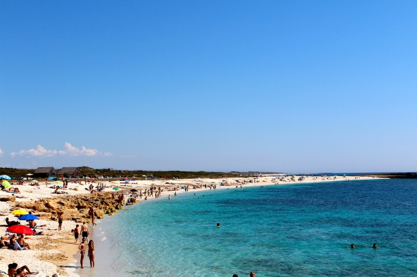 Spiaggia di Is Arutas - Sardegna
