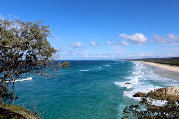 North Stradbroke Island - Queensland, Australia